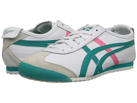 Onitsuka Tiger by Asics - Mexico 66 (White/Tropical Green) Women