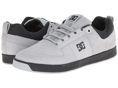 DC - Lynx (Grey/Grey/Grey) Men's Shoes