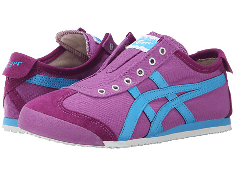 Onitsuka Tiger by Asics - Mexico 66 Slip-On (Hyacinth Violet/Malibu Blue) Women