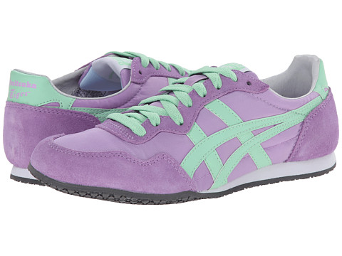 Onitsuka Tiger by Asics - Serrano (Sheer Lilac/Green Ash) Women