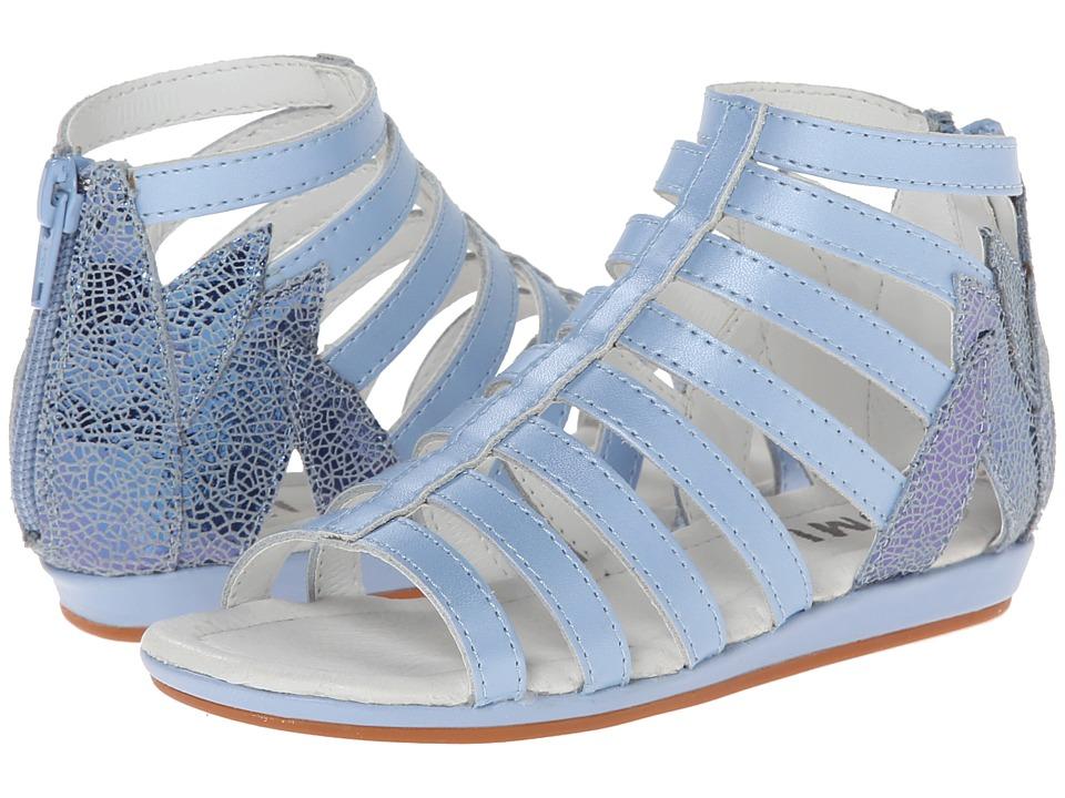 Umi Kids - Rozelle (Toddler/Little Kid) (Blue) Girls Shoes