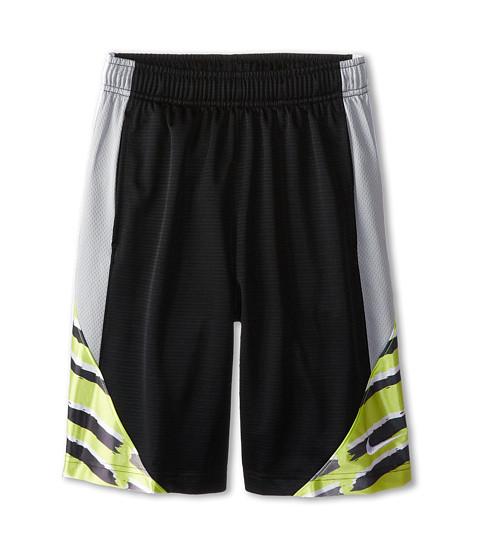 Nike Kids - Avalanche GFX 2.0 Short (Little Kids/Big Kids) (Black/FLT Silver/White/White) Boy
