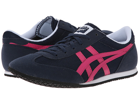 Onitsuka Tiger by Asics - Machu Racer (Navy/Magenta) Women