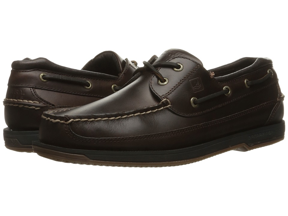 Sperry - Charter 2-Eye (Amaretto) Men's Lace up casual Shoes