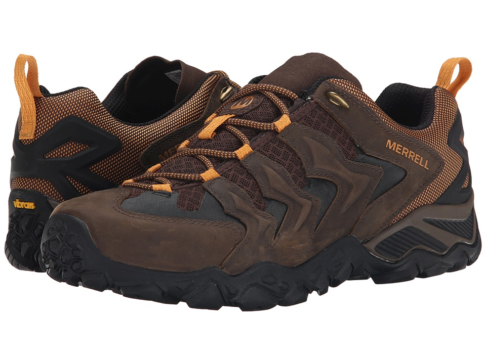 Merrell - Chameleon Shift Ventilator (Bitter Root) Men's Lace up casual Shoes
