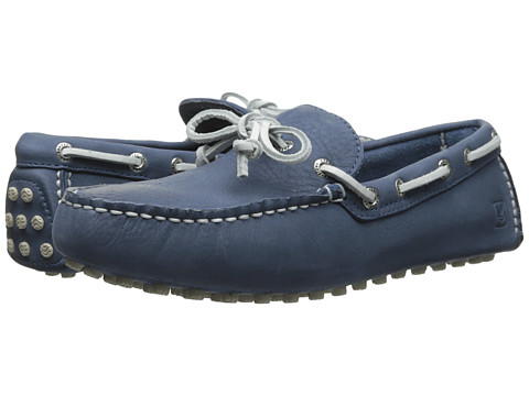 Sperry Top-Sider - Hamilton Driver 1-Eye (Blue) Men's Slip on Shoes