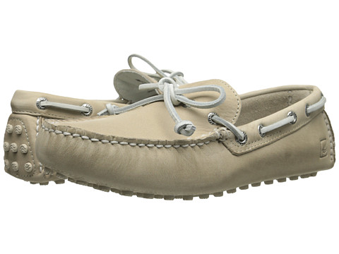 Sperry Top-Sider - Hamilton Driver 1-Eye (Ivory) Men's Slip on Shoes