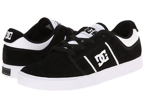 DC - RD Grand (Black) Men's Skate Shoes