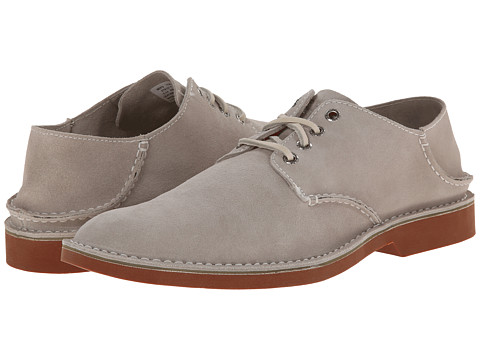 Sperry Top-Sider - Harbor Plain Toe (Stone) Men's Plain Toe Shoes