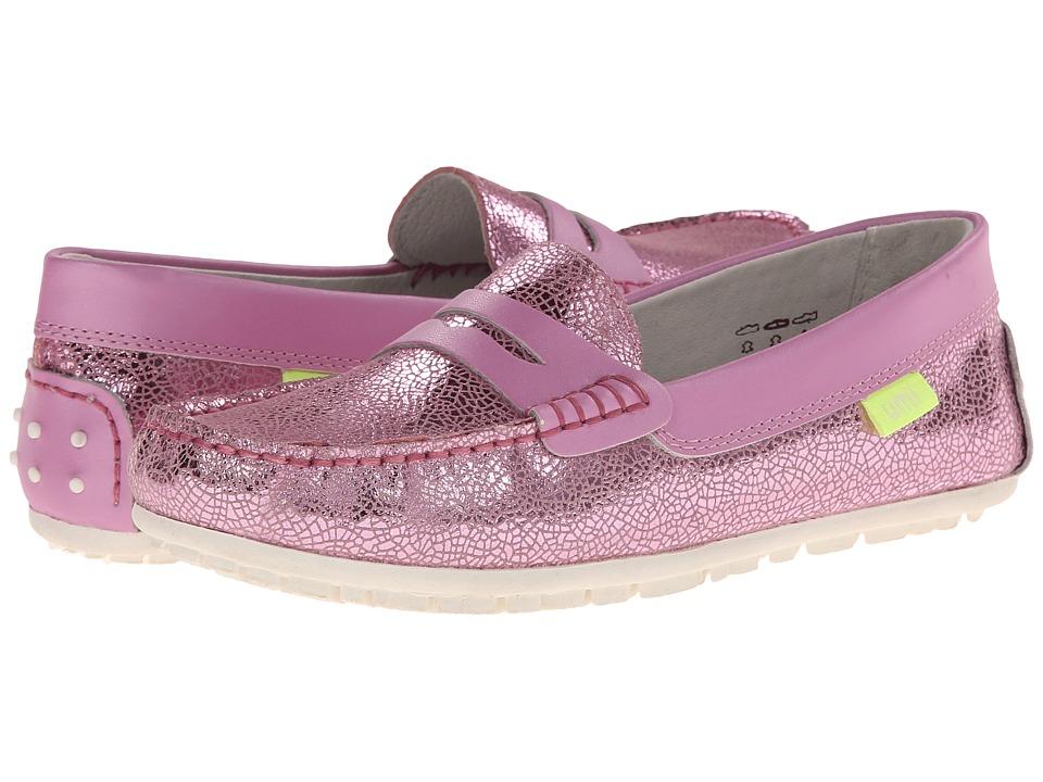 Umi Kids - Morie N II (Little Kid/Big Kid) (Pink) Girls Shoes