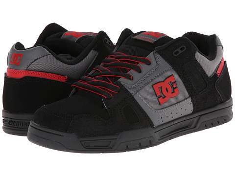DC - Stag (Black/White/Athletic Red) Men
