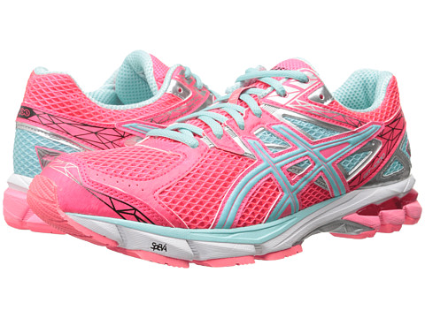 ASICS - GT-1000 3 (Diva Pink/Ice Blue/Silver) Women