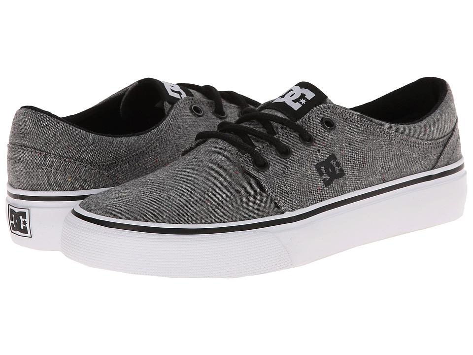 DC - Trase TX SE (Black) Skate Shoes
