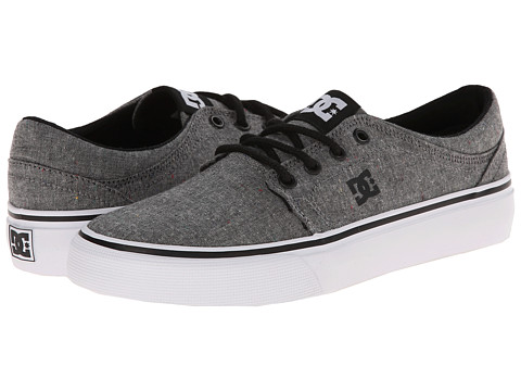 DC - Trase TX SE (Black) Skate Shoes