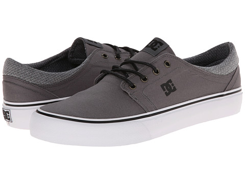 DC - Trase TX SE (Dark Shadow) Skate Shoes