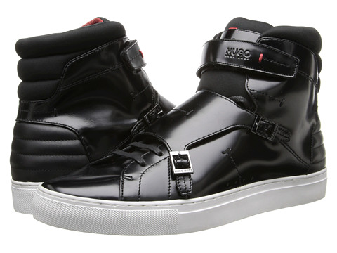 HUGO - Fuliot (Black) Men's Shoes