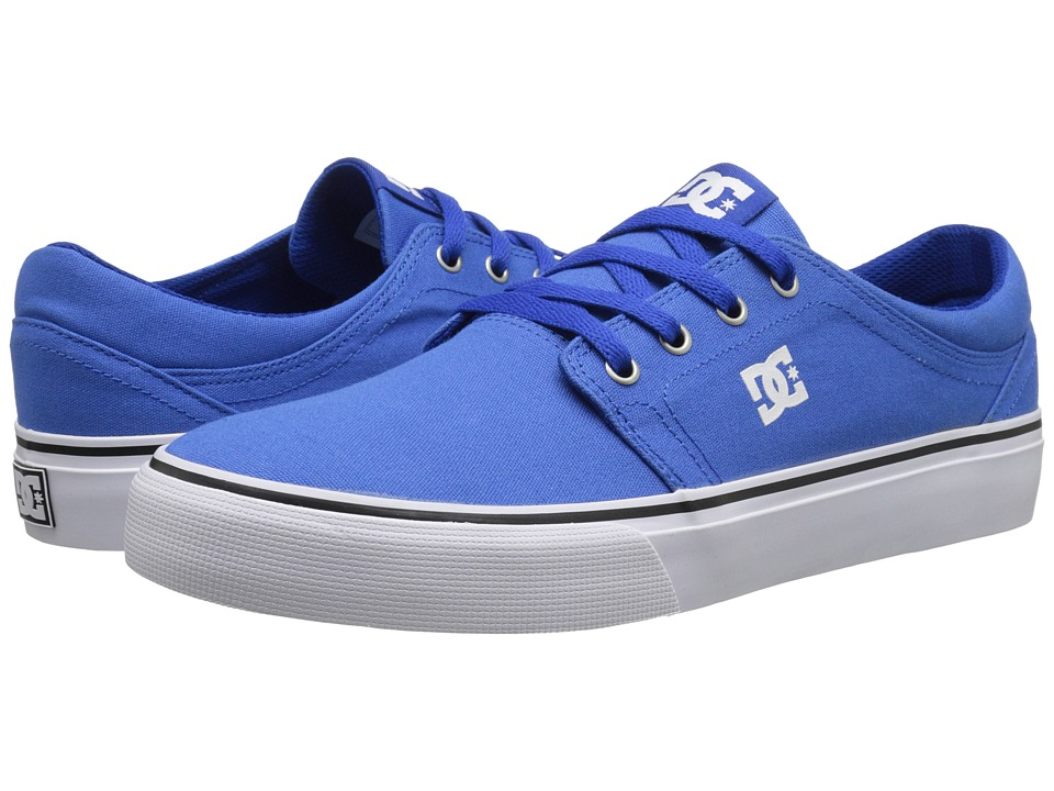 DC - Trase TX (Royal) Skate Shoes