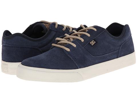 DC - Tonik SE (Blue/Black/Brown) Men's Skate Shoes