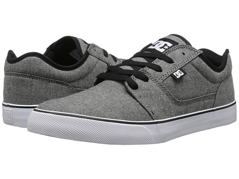 DC - Tonik TX SE (Black/White/Black) Men