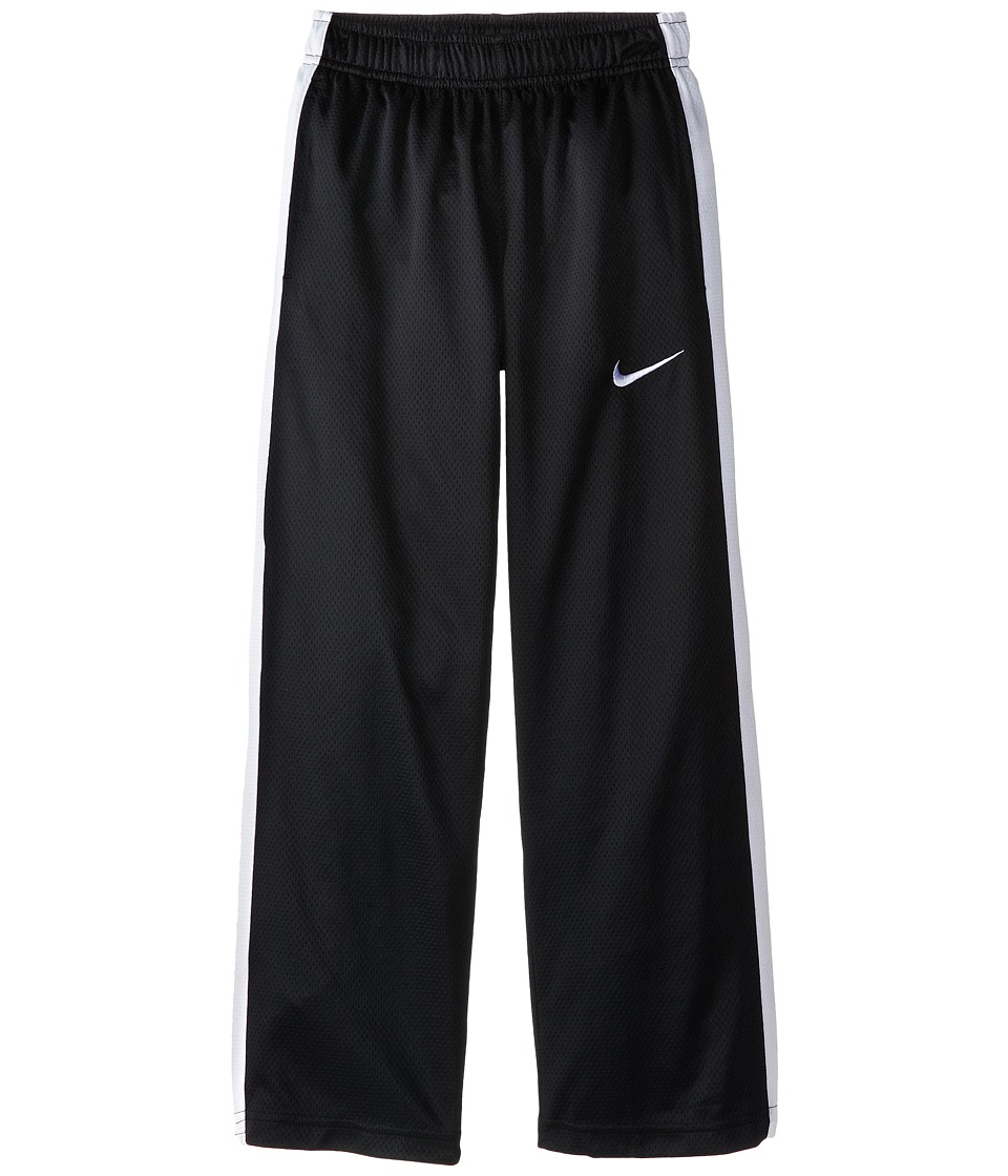 Nike Kids - Essentials Training Pant (Little Kids/Big Kids) (Black/White/White/White) Boy's Casual Pants