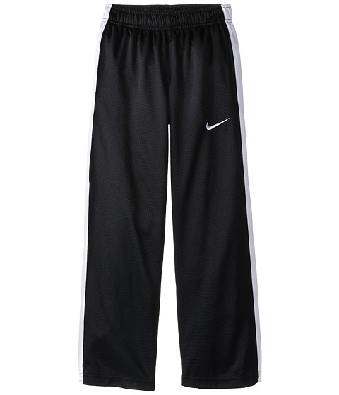 Nike Kids - Essentials Training Pant (Little Kids/Big Kids) (Black/White/White/White) Boy