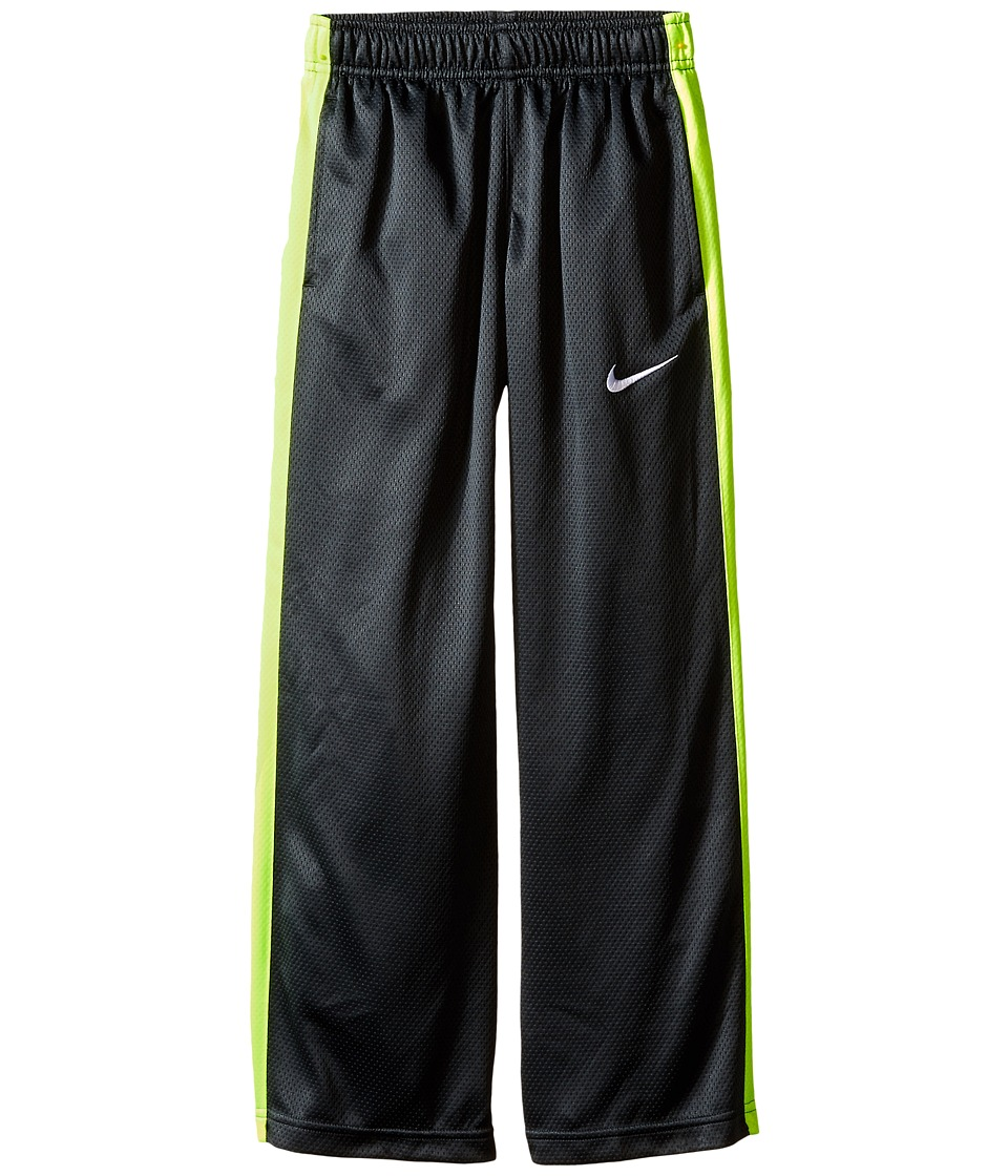 Nike Kids - Essentials Training Pant (Little Kids/Big Kids) (Anthracite/Volt/White) Boy's Casual Pants