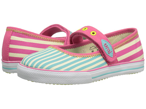 Umi Kids - Halina E II (Little Kid/Big Kid) (Pink Multi) Girls Shoes