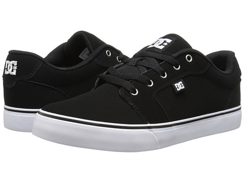 DC - Anvil NB (Black/White/Silver) Men