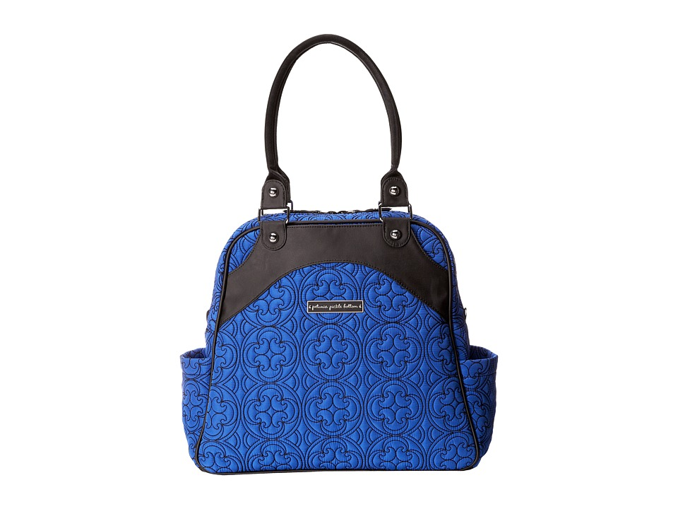 petunia pickle bottom jacquard boxy backpack london mist diaper bags price tracking. Black Bedroom Furniture Sets. Home Design Ideas