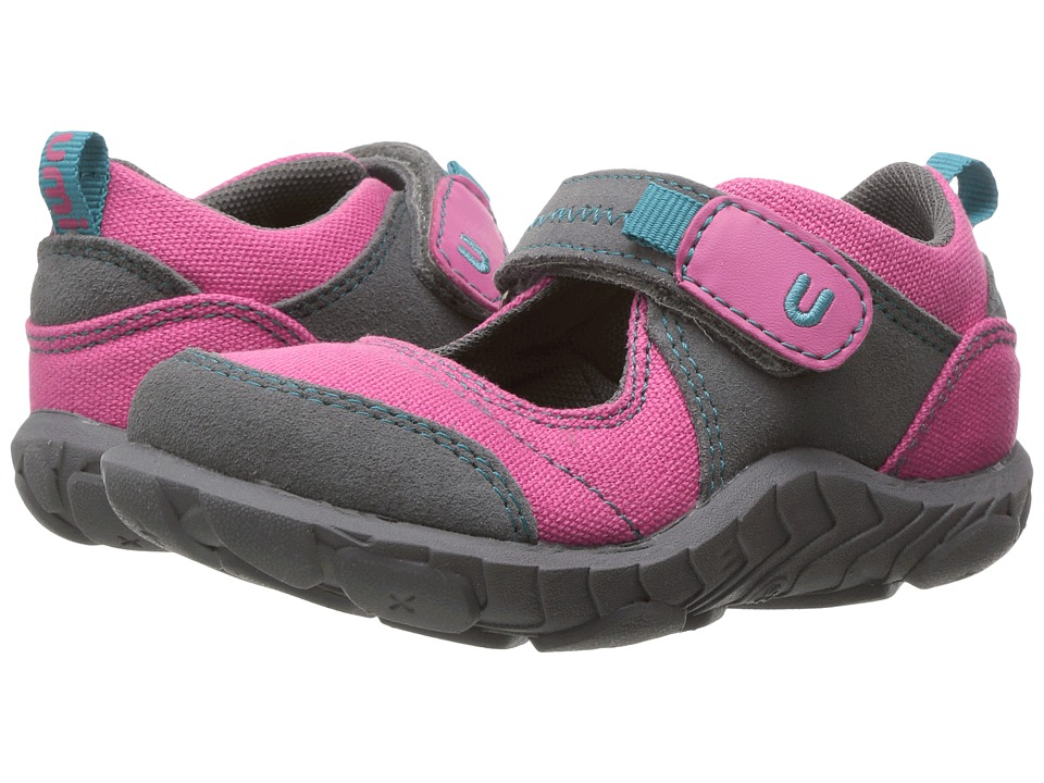 Umi Kids - Hera (Toddler/Little Kid) (Hot Pink Multi) Girls Shoes