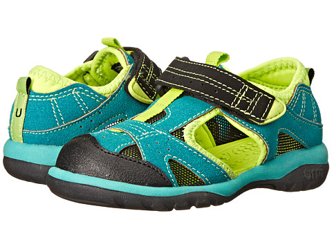 Umi Kids - Mac (Toddler/Little Kid) (Blue) Girls Shoes