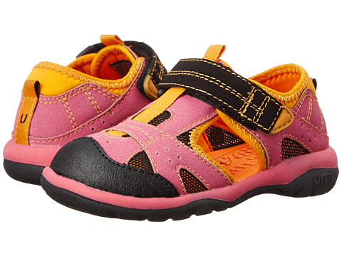 Umi Kids - Mac (Toddler/Little Kid) (Pink) Girls Shoes