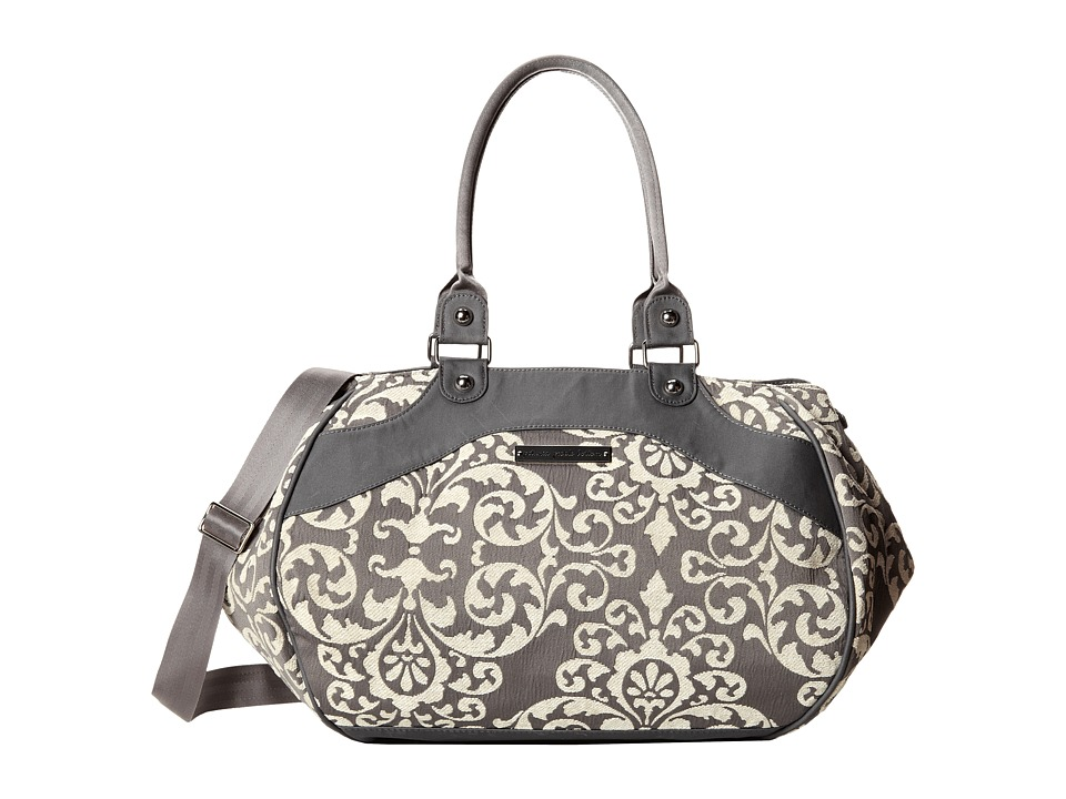 petunia pickle bottom - Chenille Wistful Weekender (Earl Grey) Weekender/Overnight Luggage