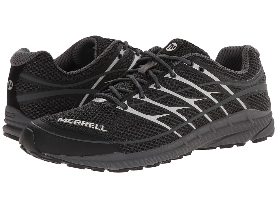 Merrell - Mix Master Move 2 (Black/Castle Rock) Men's Shoes