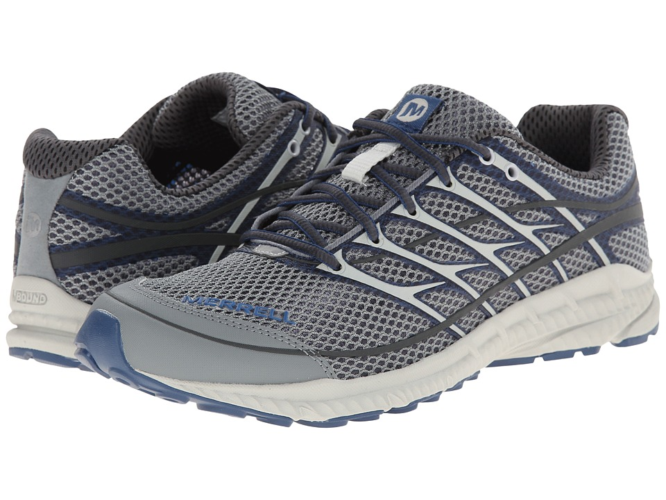 Merrell - Mix Master Move 2 (Grey/Tahoe Blue) Men's Shoes