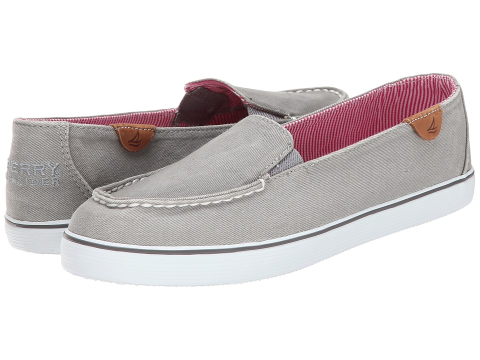 Sperry Top-Sider - Zuma (Grey) Women's Slip on Shoes