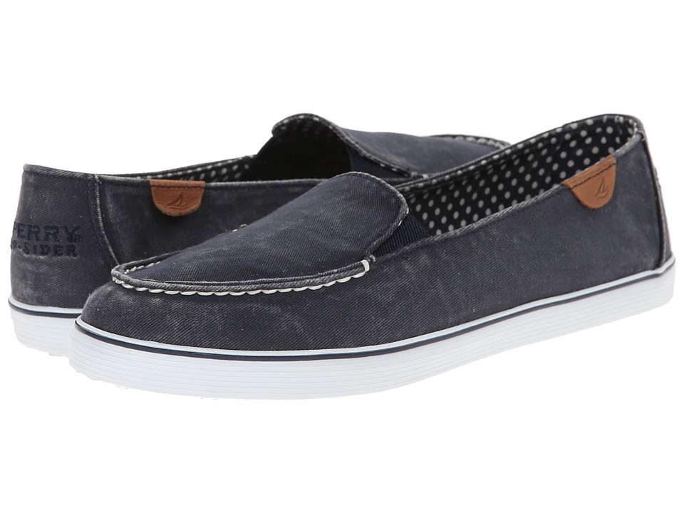 Sperry - Zuma (Navy) Women's Slip on Shoes