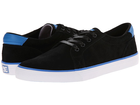 DC - Council DMG (Black/Blue) Men's Skate Shoes