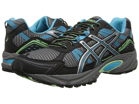 ASICS - GEL-Venture 4 (Lightning/Turquoise/Mint) Women's Running Shoes