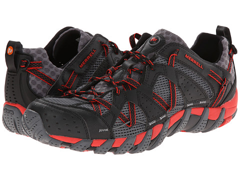 Merrell - Waterpro Maipo (Black/Red) Men