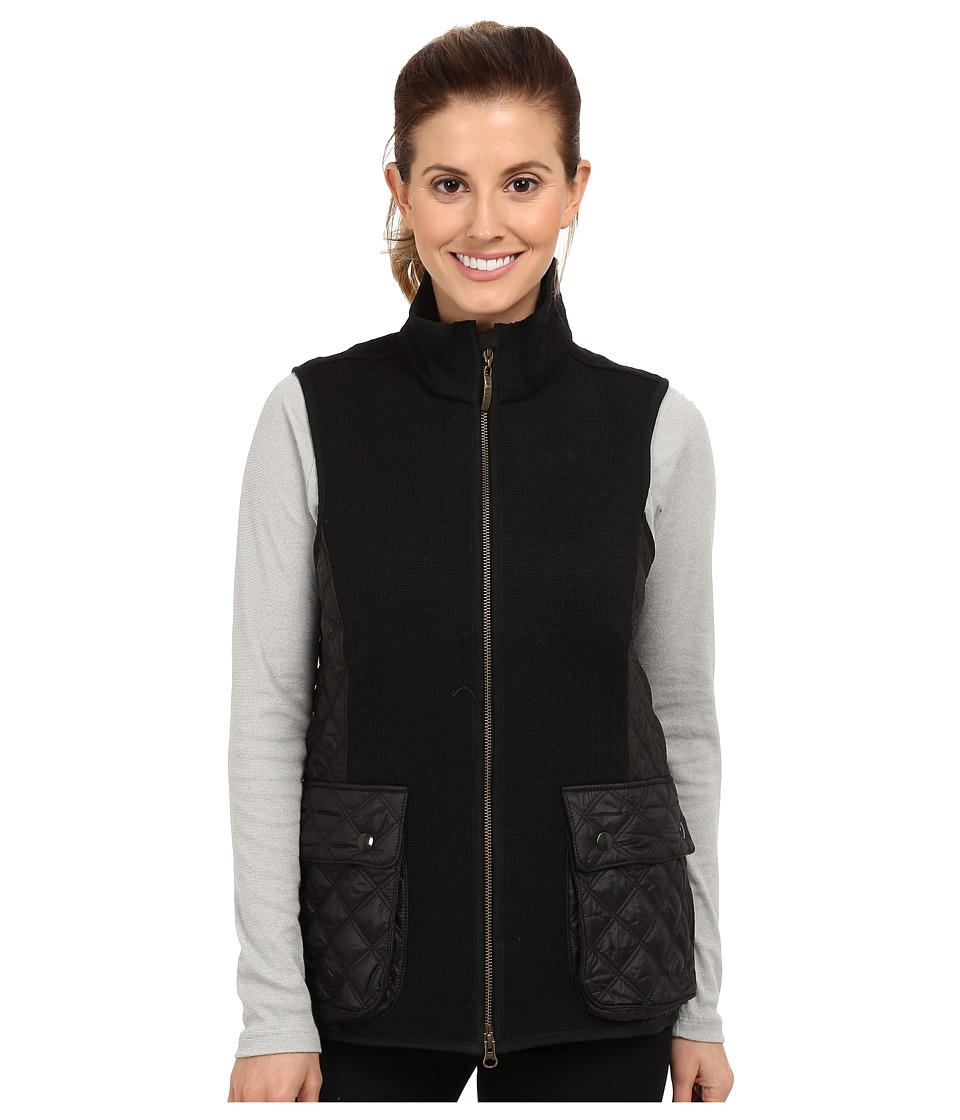 Dale of Norway - Jeger Feminine Vest (Black) Women's Vest