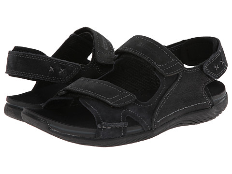 Merrell - Bask Duo (Black) Men's Sandals