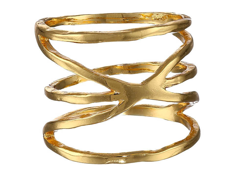 gorjana - Isla Ring (Gold) Ring