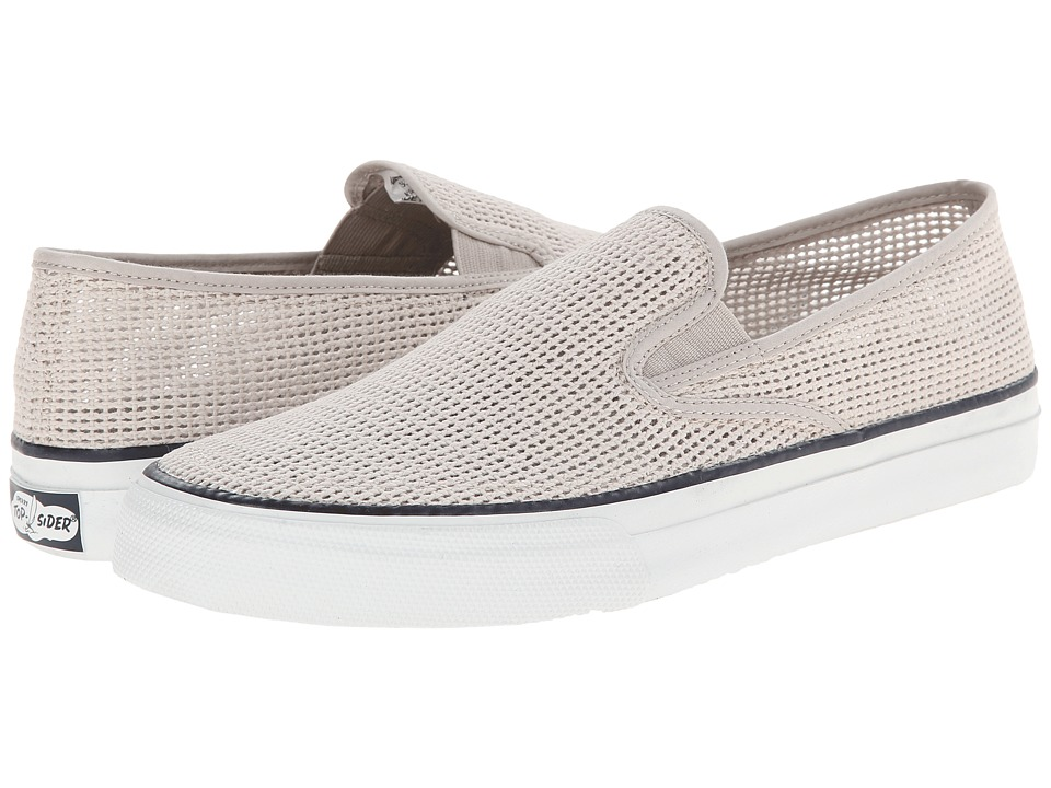 Sperry Top-Sider - Cloud S/O Knit (Stone) Men