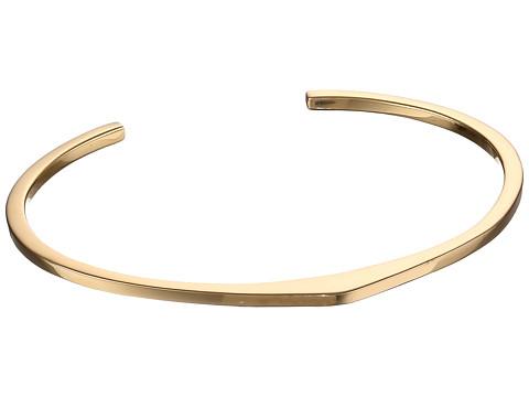 gorjana - Mila Teardrop Cuff (Gold) Bracelet