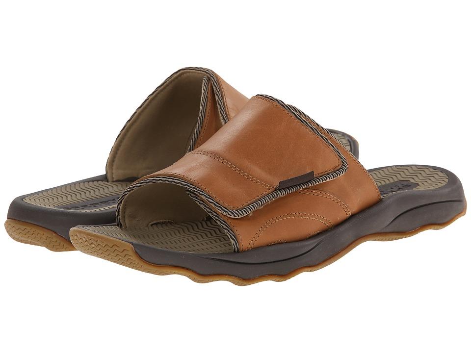 Sperry - Outer Banks Slide (Light Peanut) Men's Slide Shoes