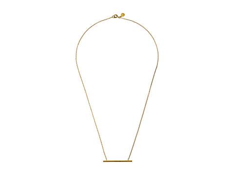 gorjana - Mave Necklace (Gold) Necklace