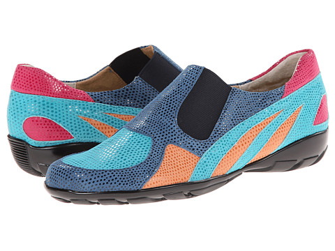 Vaneli - Attie (Aqua E-Print/Jordan Blue E-Print/Fuchsia E-Print/Light Peach) Women's Shoes