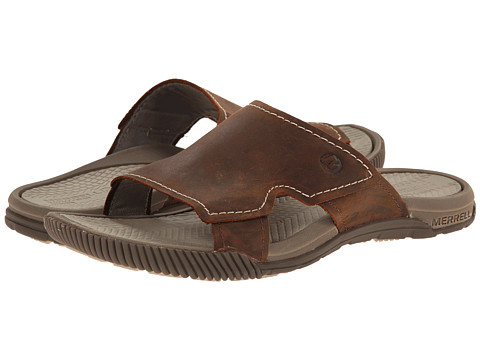 Merrell - Terracove Delta (Oak) Men's Sandals