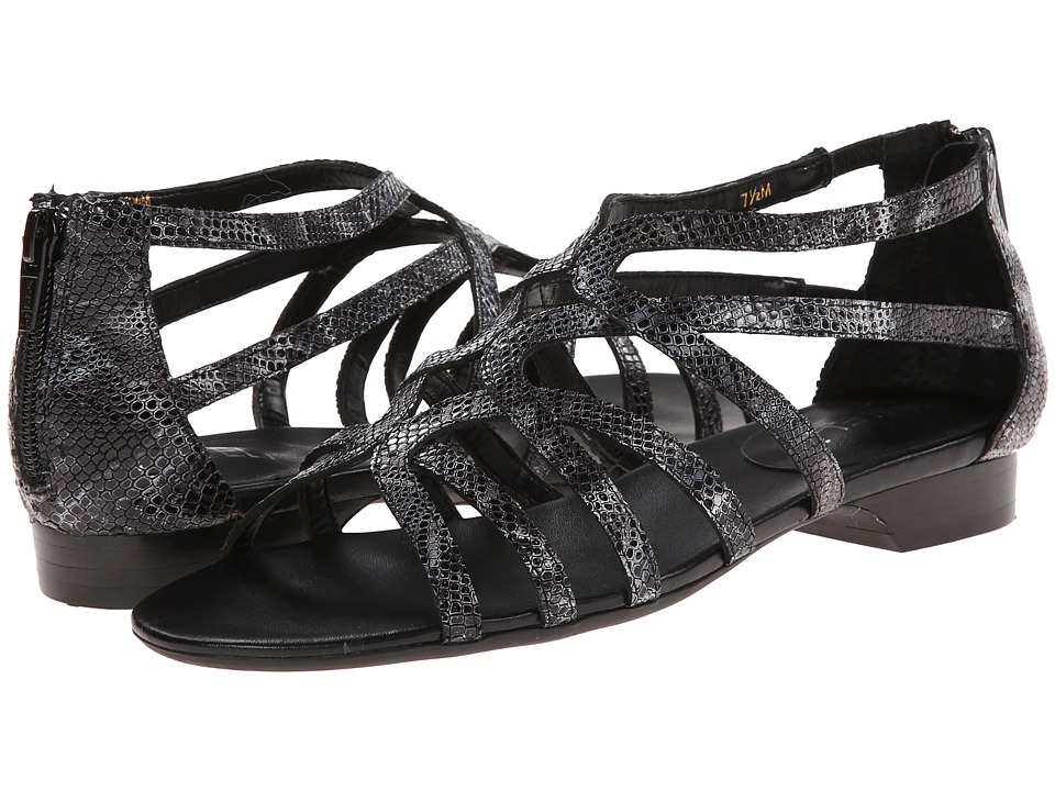 Vaneli Baxie (Black Darry Print) Women